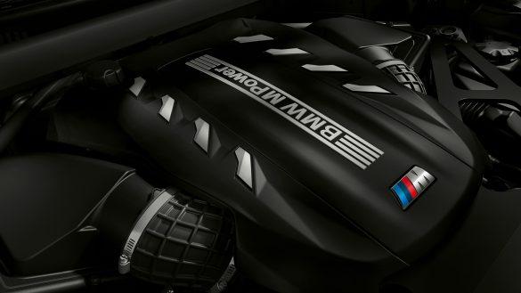 BMW X5 M High-Performance M TwinPower Turbo 8-Zylinder Benzinmotor