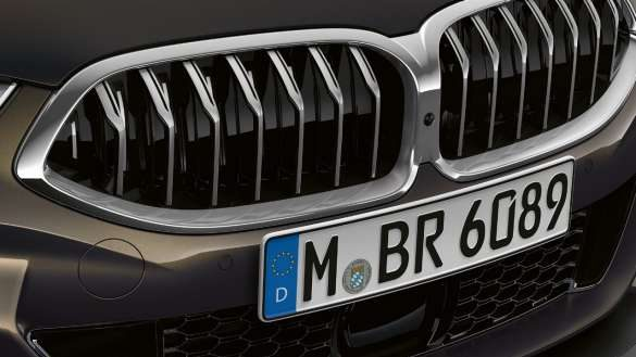 BMW 8er Cabrio Active Air Stream Niere