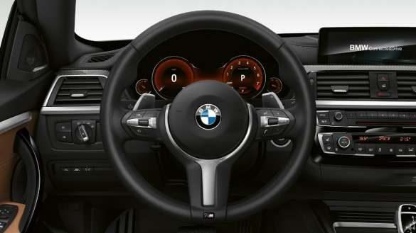 BMW 4er Gran Coupé variable Sportlenkung