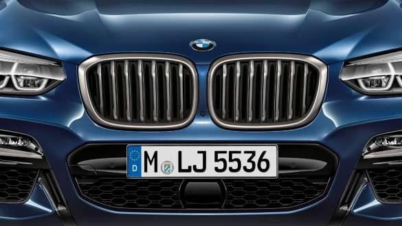 BMW X3 Active Air Stream Niere