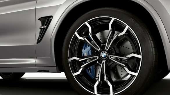 BMW X3 M M Compund-Bremse