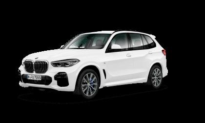 BMW X5 xDrive45e Plug-In Hybrid
