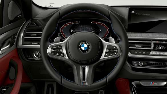 BMW X4 G02 Variable Sportlenkung